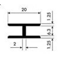 Profil 74006. Długość 1,2 mb.